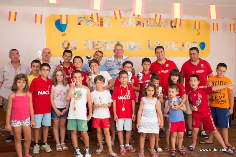 El primer Torneo de Fiestas de Cabo de Gata fué una fiesta para niños y mayores