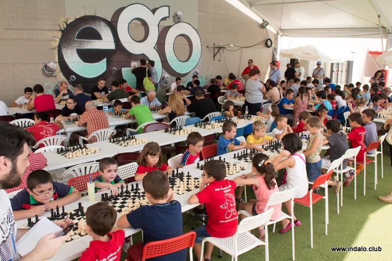 El II Torneo de Promoción Indalo se consolida y vuelve a superar los 100 jugadores