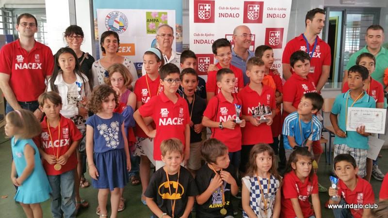 Salva gana el III Torneo de Fiestas de Ciudad Jardin de 2015