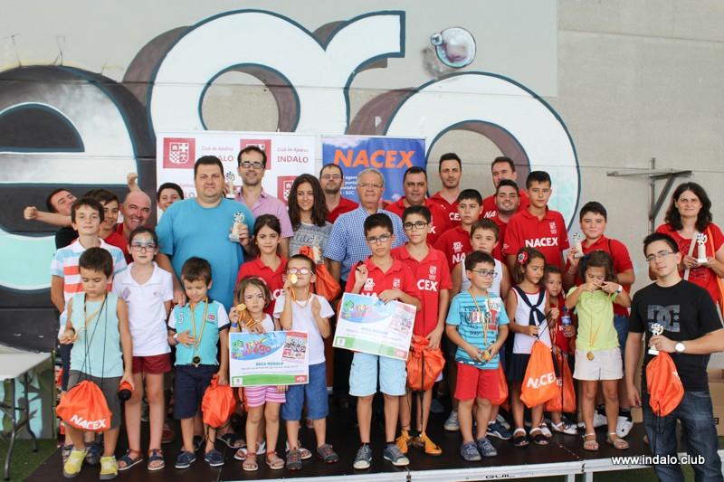 Gran participación de los mas pequeños en el Torneo de Promoción de Feria 2015