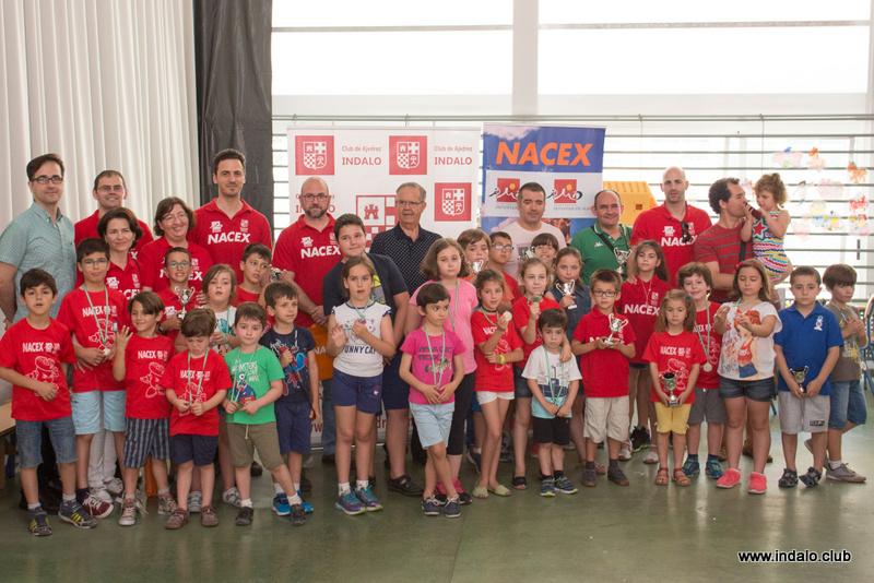 Salva gana de nuevo el Torneo de Fiestas de Ciudad Jardin en su cuarta edición de 2016
