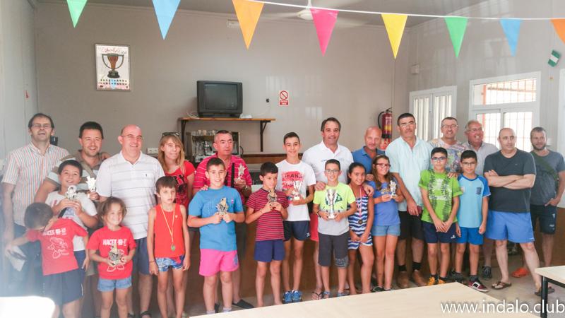 Torneo familiar en Cabo de Gata por fiestas