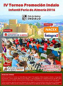 IV Torneo Promoción Indalo. (Infantil Feria de Almería 2016)