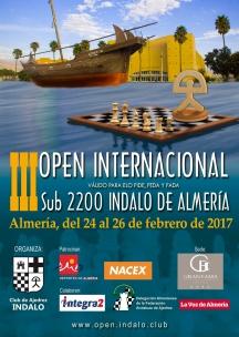 III Open Internacional Sub2200 Indalo de Almeria