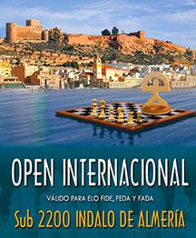 Open Internacional Sub2200 Indalo de Almeria