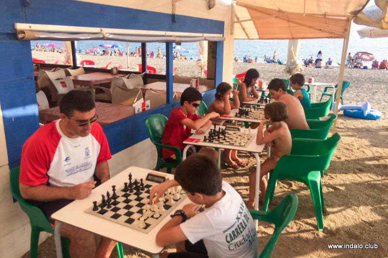 Torneos de Ajedrez Playero 2017