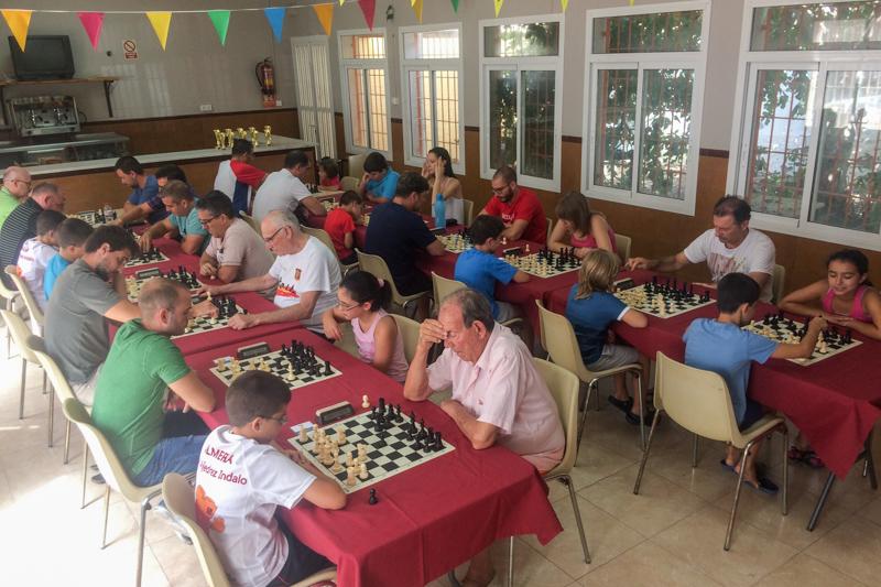 Buen ambiente en la cuarta edición del Torneo de Cabo de Gata