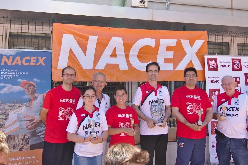 Francisco Segura gana el Torneo de Fiestas de Ciudad Jardin 2018