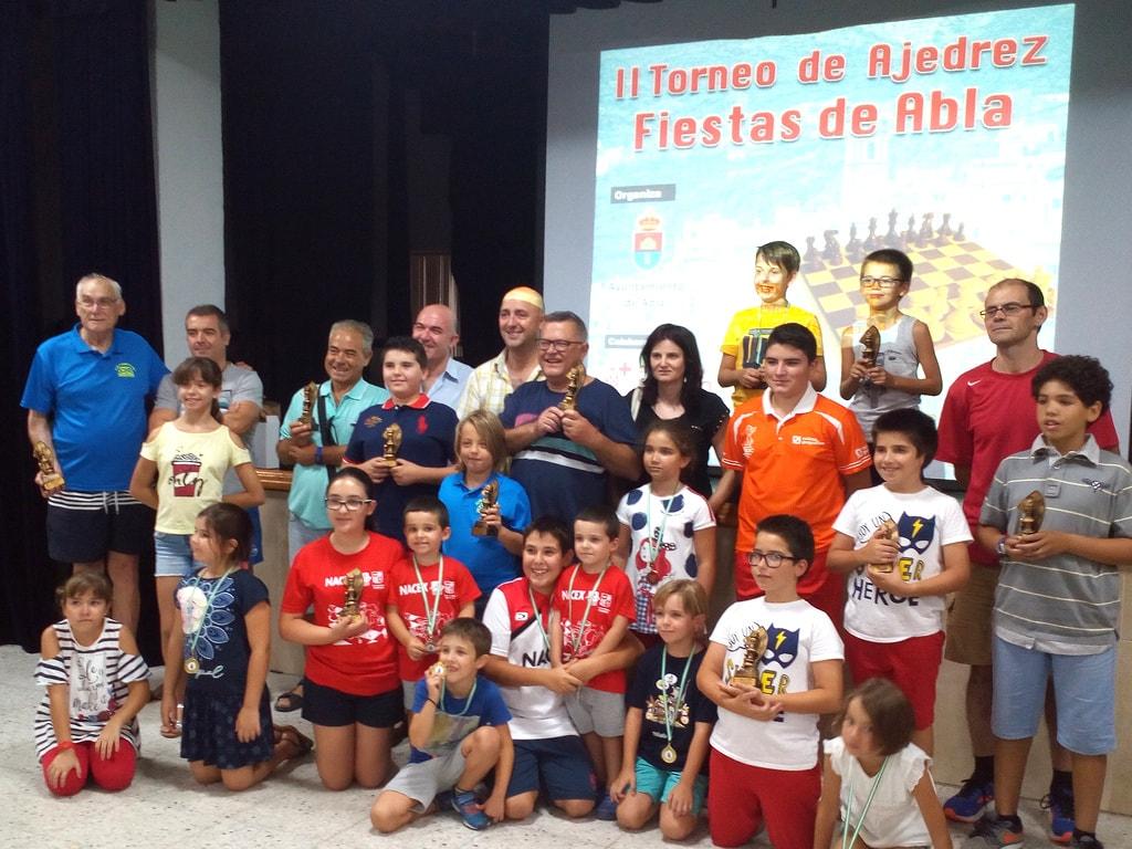 Miguel Angel Bernabe gana la segunda edición del torneo de Abla