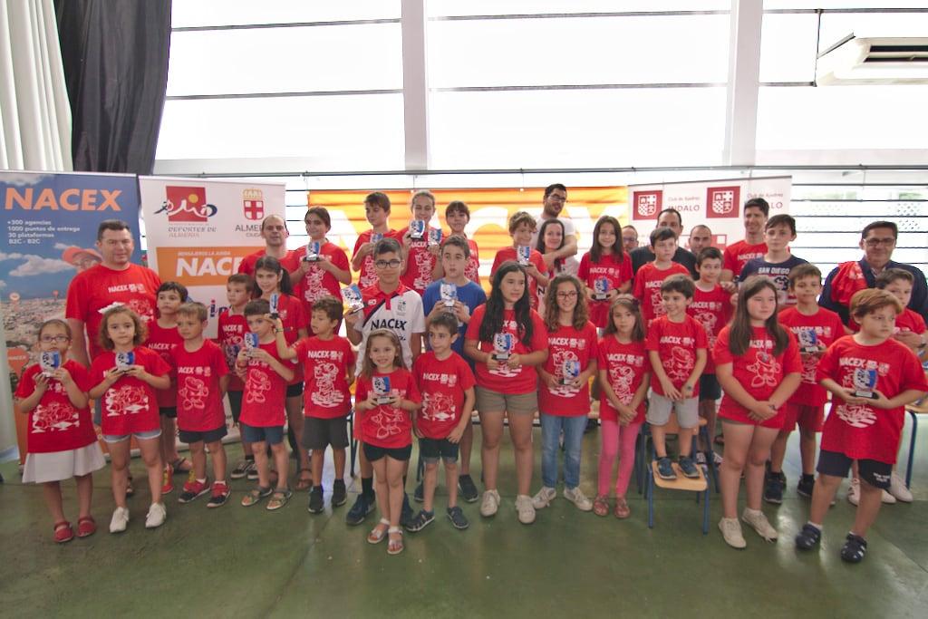 Torneo Fin de Curso de las Escuelas del Club de Ajedrez Indalo 2019
