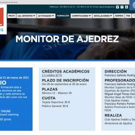 Curso Online de Monitor Base de Ajedrez
