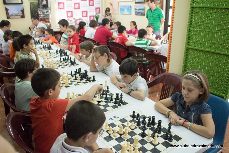 Torneo de Fiestas de Ciudad Jardin para el cierre del curso de las escuelas del Club 2013