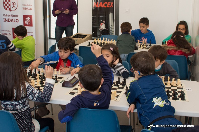 Éxito del Taller de Iniciación al Ajedrez de Competición y el I Torneo Escolar del Club