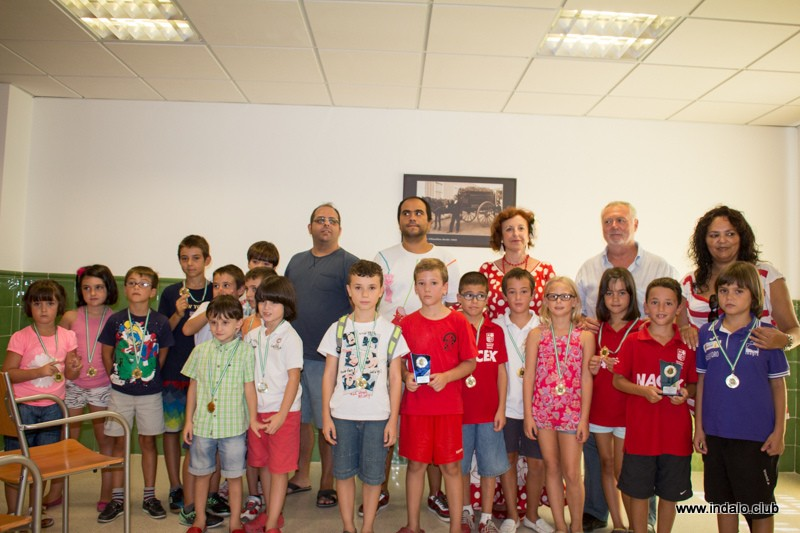 Alba, Salva y Ciro campeones en la cuarta prueba del circuito Nacex en Benahadux