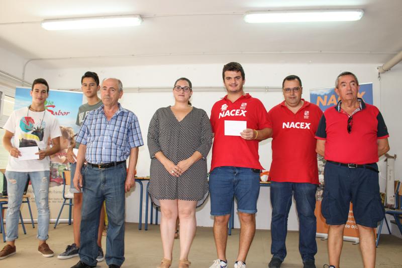 Los jugadores del club destacan en el torneo de Nijar