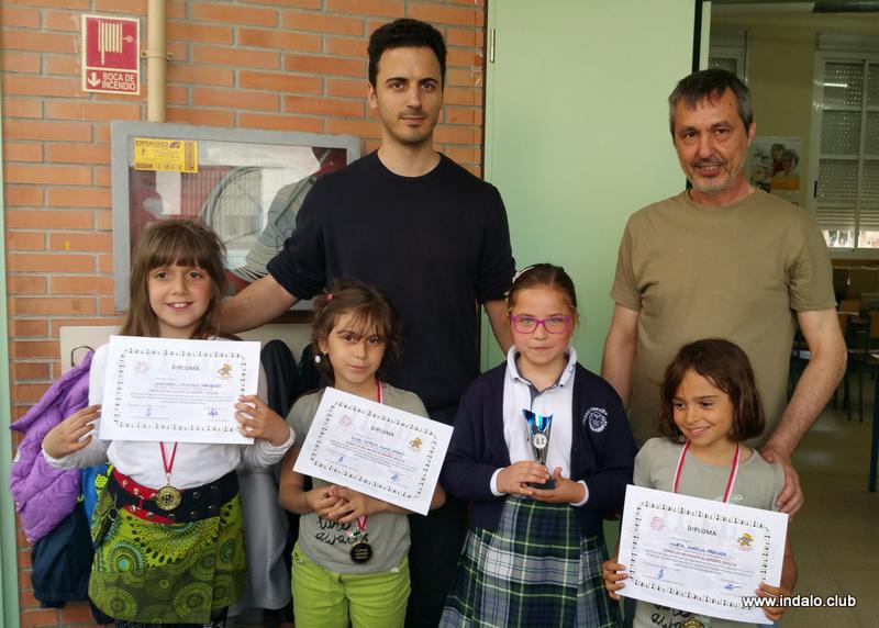 Primer torneo del Colegio Lope de Vega