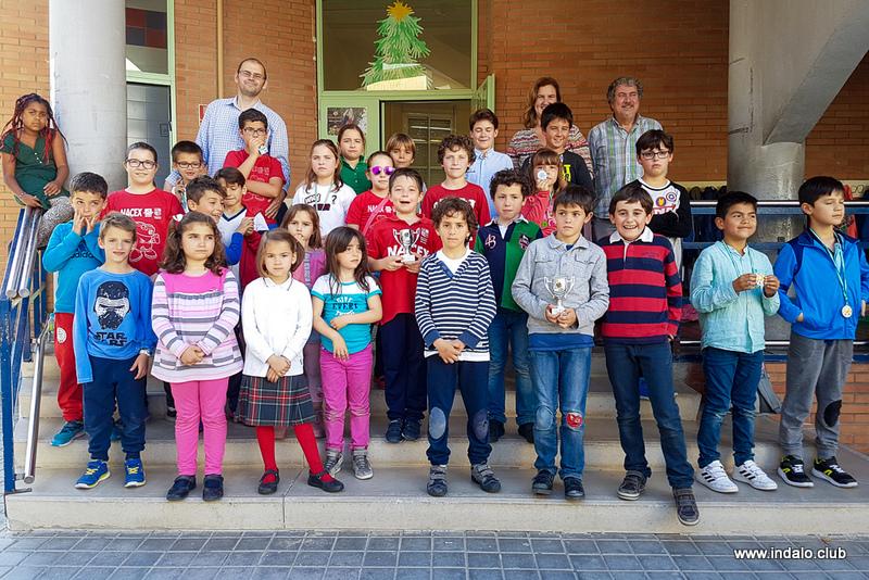El cuarto torneo del Colegio Lope de Vega da paso a las vacaciones de Semana Santa