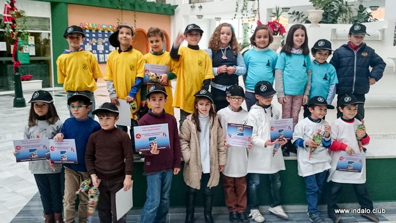 I Torneo de Escuelas de Roquetas de Mar