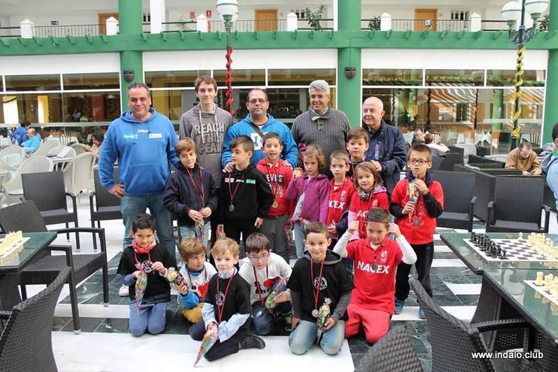 Grandes rivales en el III Torneo de Escuelas de Roquetas de Mar