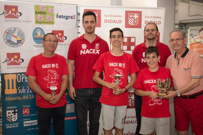 Jose Manuel es el campeon del V Torneo de Fiestas de Ciudad Jardin de 2017