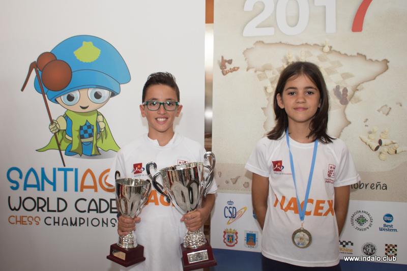 Ciro Revaliente Montoya consigue otros 2 títulos de España