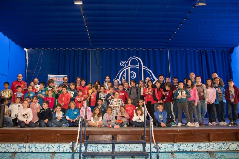 El V Circuito Nacex se cierra con un numeroso torneo en Dalías