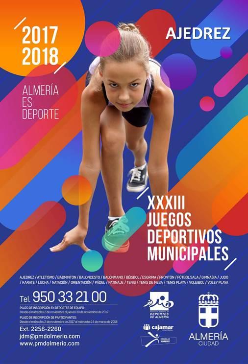 Ajedrez por Equipos de los Juegos Deportivos Municipales