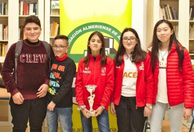Aitana campeona femenina y Ciro tercero en el Absoluto Provincial