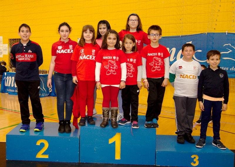 Los grupos de las escuelas del Club participan en el Circuito Escolar Provincial 2018