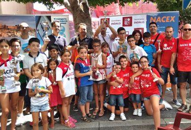 El Torneo de Promoción de Feria primera prueba del VI Circuito Almeriense de Ajedrez Nacex